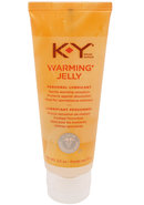 Ky Jelly Warming Water Based Lubricant 2.5 Ounce